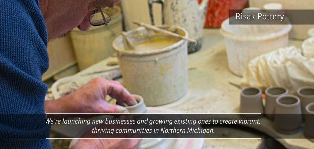 Risak Pottery | Northern Initiatives Customer Story